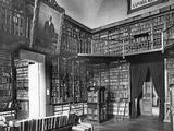 Library in Saint Petersburg, 1914 Photographic Print by Scherl Süddeutsche Zeitung Photo