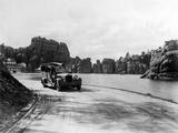 Minibus at the Black Hills, 1927 Photographic Print by  Süddeutsche Zeitung Photo