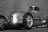 Racing Cars from Mercedes, 1934 Photographic Print by Scherl Süddeutsche Zeitung Photo
