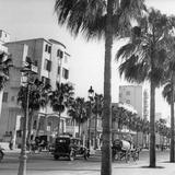 Street in Alexandria, 1939 Photographic Print by Knorr Hirth Süddeutsche Zeitung Photo