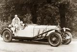 Mercedes-Benz Sports Car, Model 's', 1928 Photographic Print by Scherl Süddeutsche Zeitung Photo