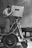 Historic Television Camera, 1938 Photographic Print by Knorr Hirth Süddeutsche Zeitung Photo