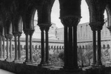 Cloister of the Cathedral of Monreale Photographic Print by Scherl Süddeutsche Zeitung Photo
