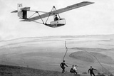 Gliding in the Rhoen Mountains, 1928 Photographic Print by Scherl Süddeutsche Zeitung Photo