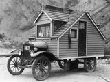 Mobile Home, 1926 Photographic Print by Scherl Süddeutsche Zeitung Photo