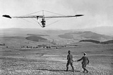 Gliding Competition in the Rhoen Mountains, 1922 Photographic Print by Scherl Süddeutsche Zeitung Photo