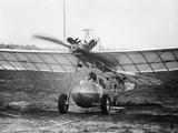 German Flying Machine, 1938 Photographic Print by Scherl Süddeutsche Zeitung Photo