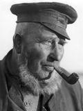 Old Man from Farther Pomerania, 1933 Kunst von  Süddeutsche Zeitung Photo