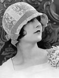 Hat Fashion for Women, 1927 Poster by Scherl Süddeutsche Zeitung Photo