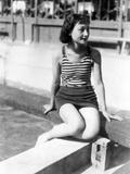 Chinese Movie Star Yen Chou Shin, 1935 Kunstdrucke von  Süddeutsche Zeitung Photo