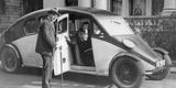 """A """"Burney Streamlined"""" Car in London, 1930 Photographic Print by Scherl Süddeutsche Zeitung Photo"""