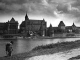 Marienburg Near Malbork, 1937 Poster von  Süddeutsche Zeitung Photo