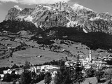 Cortina D'Ampezzo, 1930's Photographic Print by Knorr Hirth Süddeutsche Zeitung Photo