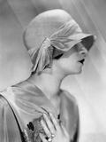 Hat Fashion for Women, 1928 Kunstdruck von Scherl Süddeutsche Zeitung Photo