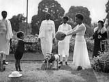 Prince Sahle Selassie, 1935 Photographic Print by Scherl Süddeutsche Zeitung Photo