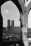 Munich Frauenkirche Photographic Print by  Süddeutsche Zeitung Photo