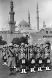 British Soldiers in Cairo, Ca. 1930's Photographic Print by Knorr Hirth Süddeutsche Zeitung Photo