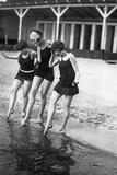 1920's Swimwear Fotografiskt tryck av Scherl Süddeutsche Zeitung Photo