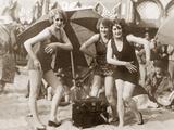 Women Dance the Charleston, 1928 Photographic Print by Scherl Süddeutsche Zeitung Photo