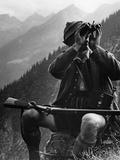 Hunter, 1939 Photographic Print by Scherl Süddeutsche Zeitung Photo