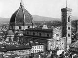 Basilica Di Santa Maria Del Fiore in Florence, 1932 Photographic Print by Scherl Süddeutsche Zeitung Photo