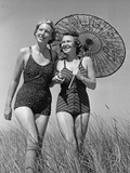 1930's Swimwear Photographic Print by Scherl Süddeutsche Zeitung Photo