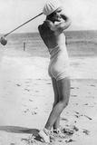 1930's Swimwear Reprodukcja zdjęcia autor Scherl Süddeutsche Zeitung Photo