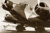 Junkers Ju 52 of the British Airways, 1937 Photographic Print by Scherl Süddeutsche Zeitung Photo