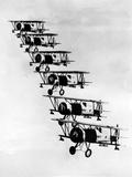 Naval Aircrafts in the Usa, 1934 Poster von  Süddeutsche Zeitung Photo