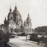 The Berlin Cathedral, 1911 Photographic Print by Scherl Süddeutsche Zeitung Photo