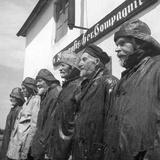 Fishermen at Hiddensee, 1935 Photographic Print by  Süddeutsche Zeitung Photo