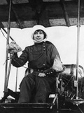 Female Belgian Aviator Helene Dutrieu, 1913 Photographic Print by Scherl Süddeutsche Zeitung Photo