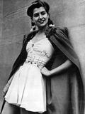Fashion with the National Colors of the Usa, 1941 Impressão fotográfica por  Süddeutsche Zeitung Photo