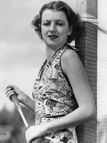 Sportswear for Women, 1936 Papier Photo par Scherl Süddeutsche Zeitung Photo