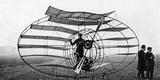 Flying Machine Built by Marquis D'Equeville, 1909 Photographic Print by Scherl Süddeutsche Zeitung Photo