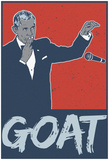 Obama - Goat POTUS Affiches