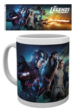 The Legends of Tomorrow - Key Art Mug Mug