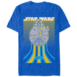 Star Wars- Falcon Speeding Since 77 Shirts