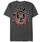 Gas Monkey- Epic Custom Rods Badge T-shirts