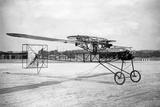 Model of the Zaschka Helicopter in Berlin-Tempelhof, 1928 Photographic Print by Scherl Süddeutsche Zeitung Photo