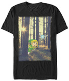 Legend Of Zelda- Forest Link Shirts