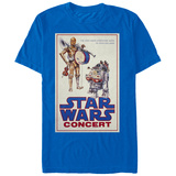 Star Wars- Symphony Suite Concert Poster Shirts