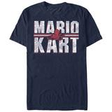 Super Marios Bros- Racer Overlay T-shirts