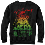 Crewneck Sweatshirt: Star Wars- Title Scrawl T-shirts