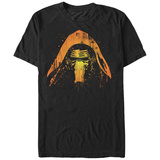 Star Wars: The Force Awakens- Distressed Kylo Ren Mask T-shirts