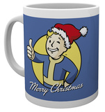 Fallout - Merry Christmas Mug Tazza