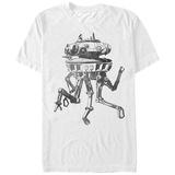 Star Wars- Viper Droid In Detail T-Shirt