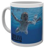 Nirvana - Nevermind Mug Taza