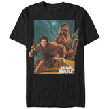 Star Wars- Han & Chewy Incognito T-shirts