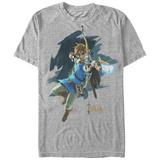Legend Of Zelda- Lightning Arrow T-skjorte